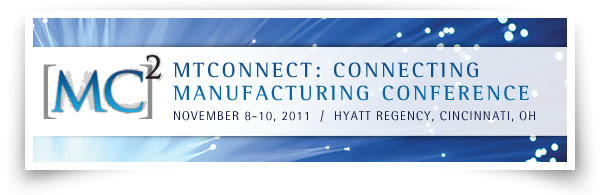 [MC]2 MTConnect: Connecting Manufacturing Conference