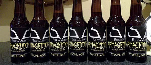 perierga.gr - Αρμαγεδδών: Μια νέα μπίρα... δυναμίτης!