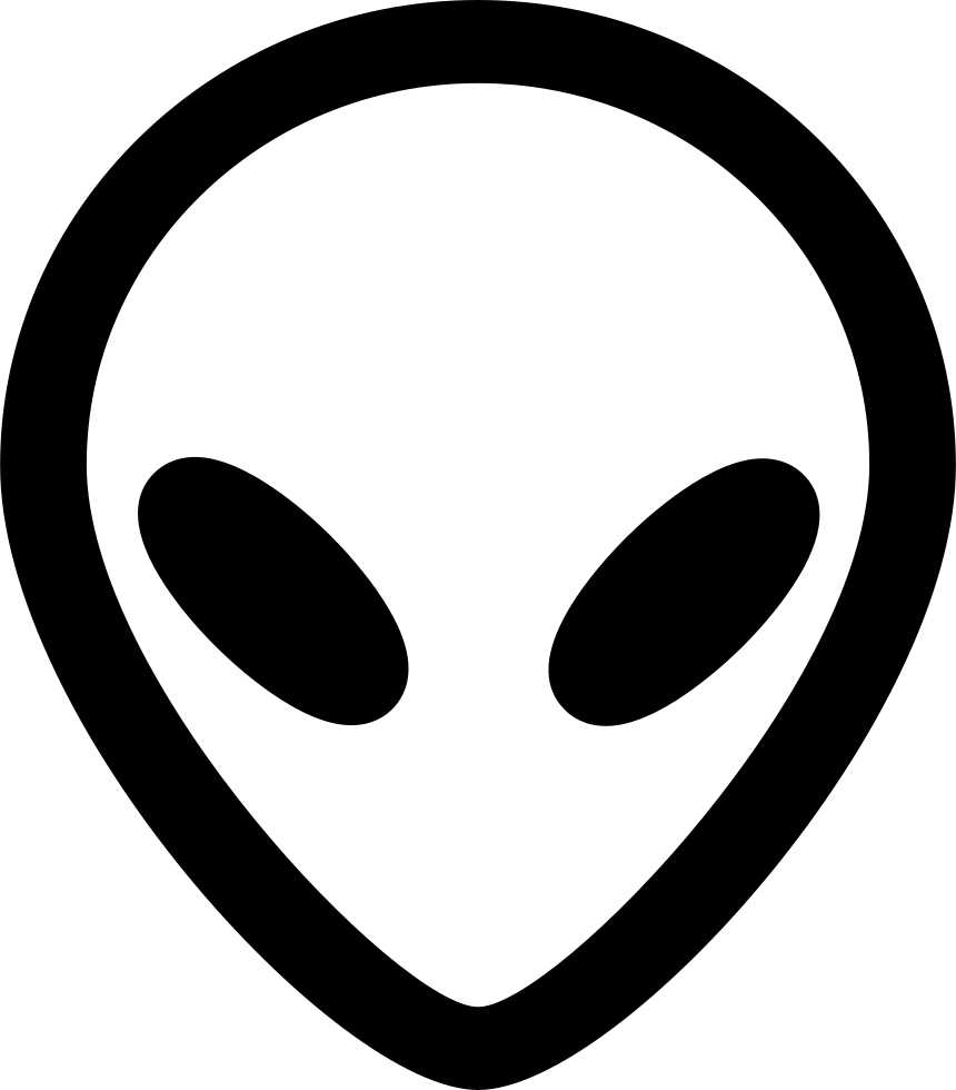Alien Svg Png Icon Free Download (#221283 ...