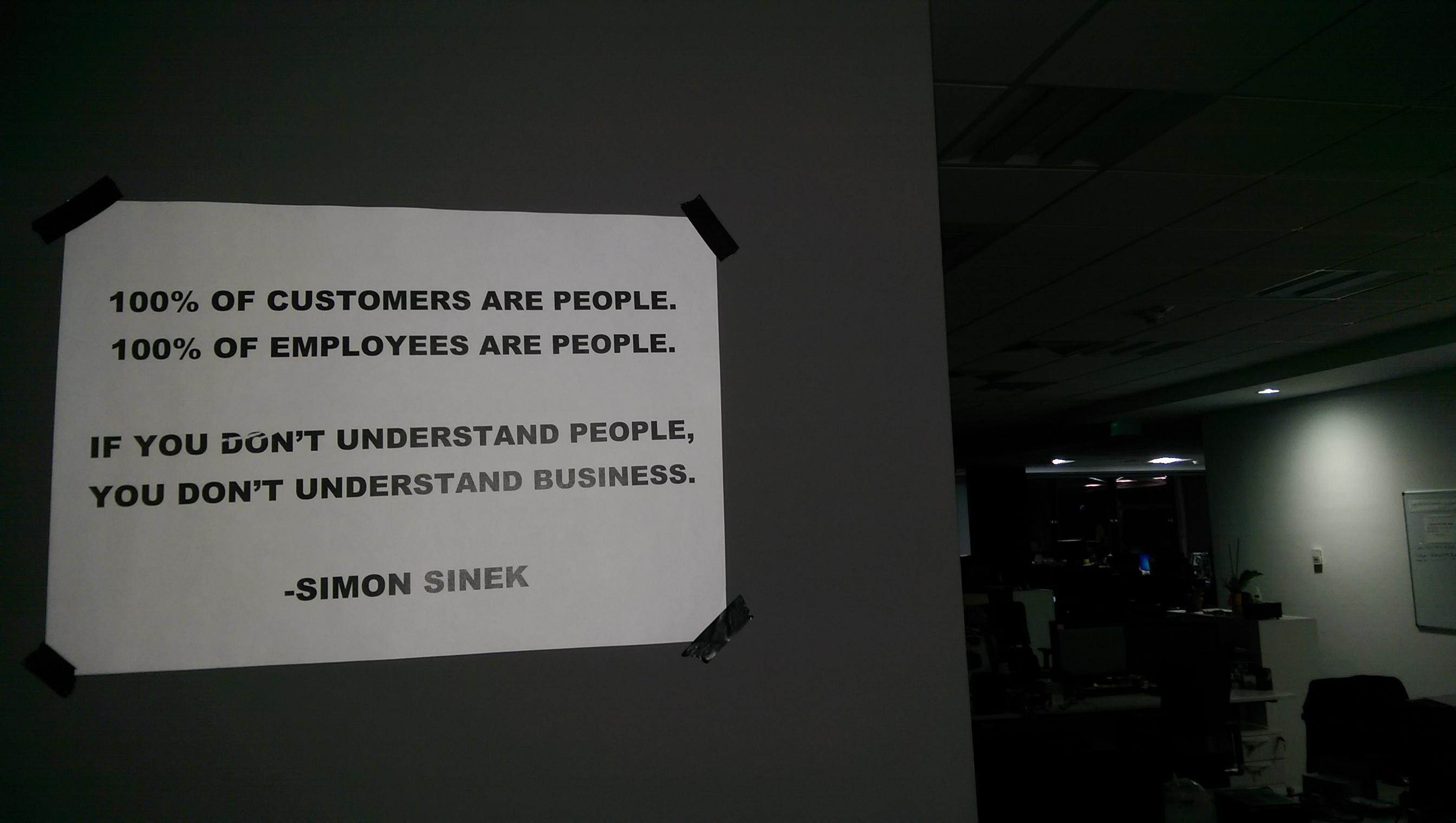 My Quote At The Workplace If You Dont Understand People You Don