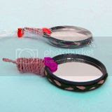 cermin tali bulat china