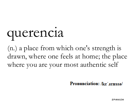 Do You Have A Querencia
