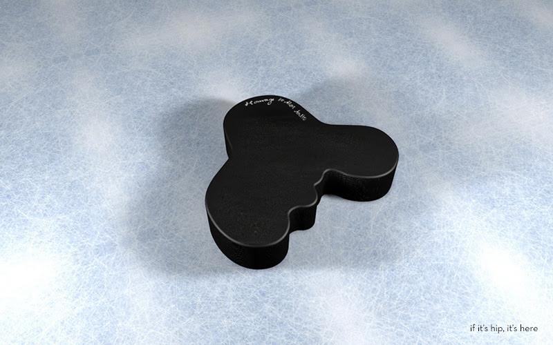 Aalto Hockey Puck 4 IIHIH