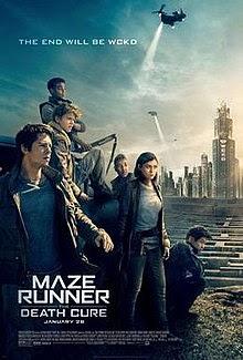 Where Was Maze Runner 3 Filmed