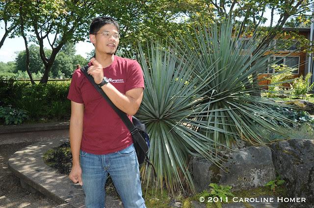 Riz Reyes, Soest Gardener