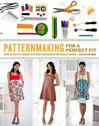 Patternmaking book cover