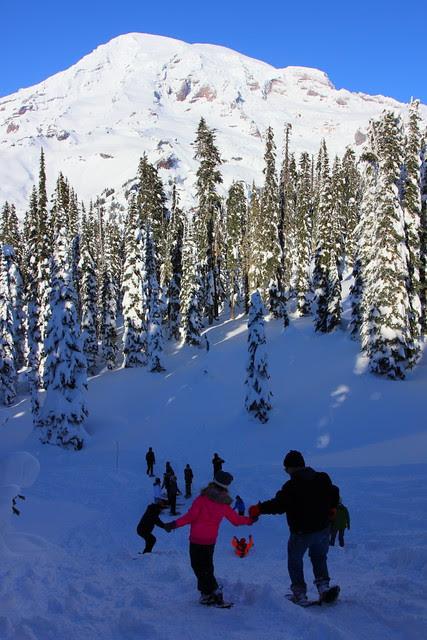 IMG_0325 Ranger-Led Snowshoe Walk
