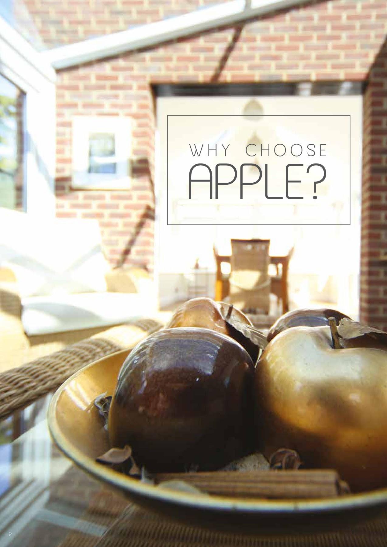 Apple Home Improvements Brochure