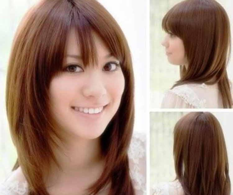 Rekomendasi Model Rambut Untuk Wajah Bulat