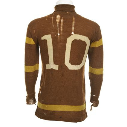 Boston Bruins 1924-25 jersey
