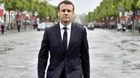 Iran-France relationship, Emmanuel Macron, French president, Donald Trump, syria civil war, world news, Indian Express news