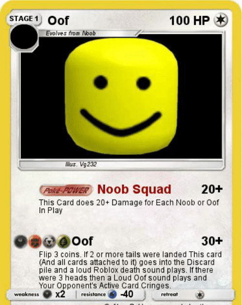 oof roblox sound download