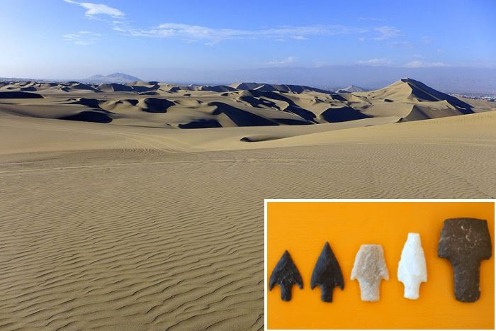 First Settlers Of Ancient Peru Left Behind 12,000-Year-Old Stone Objects