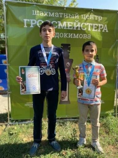 Юные шахматисты изИнгушетии успешно выступили наКубке России «Надежда Астрахани»