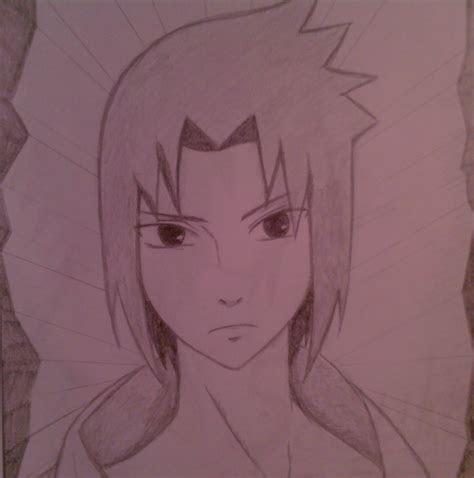 draw  sasuke drawing anime photo  fanpop