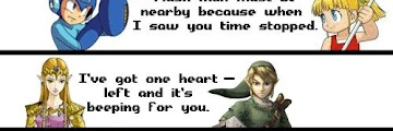 Gaming Pick Up Lines