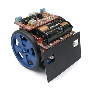 Sumovore - Solar Robot - Trossen Robotics