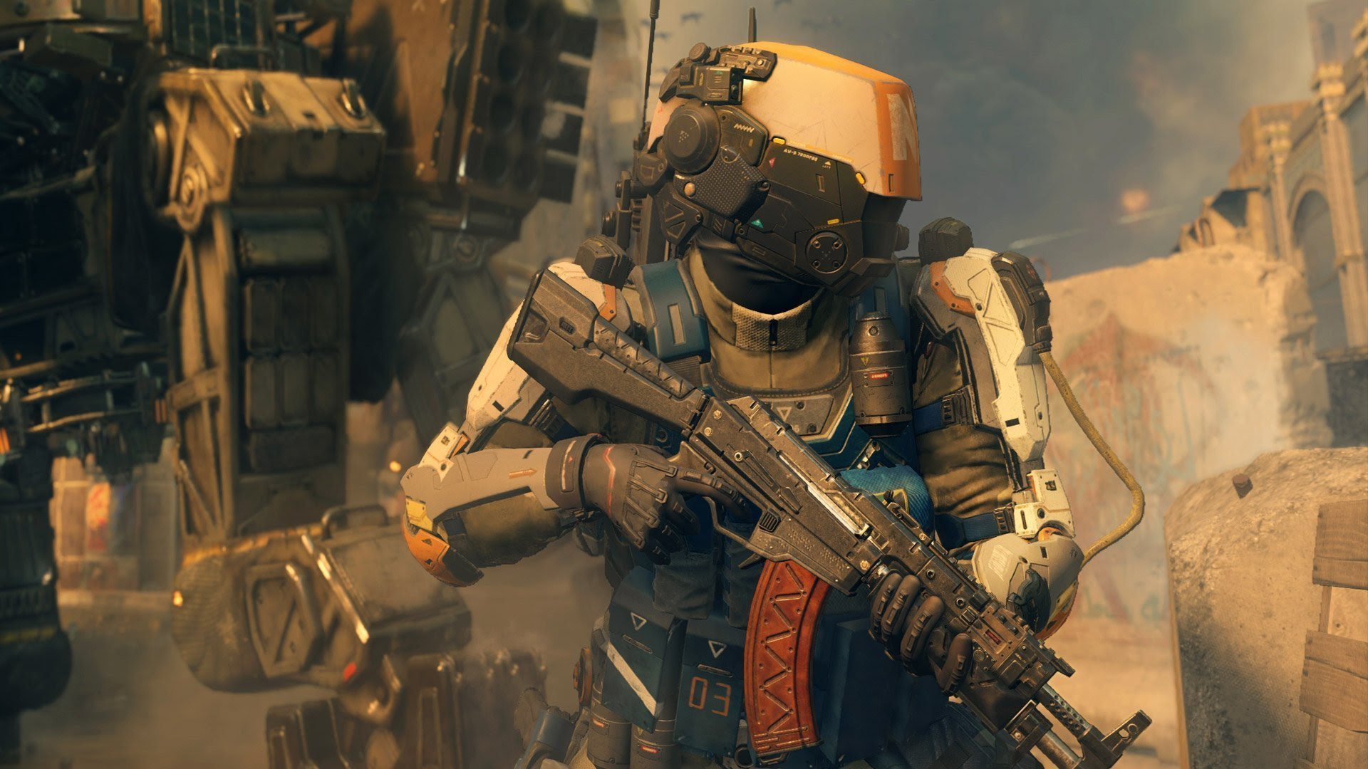 Call of Duty: Black Ops 3 Wallpapers for 1920x1080 HD ...