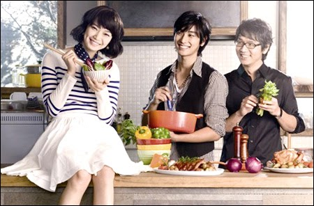TvADddict: The Naked Kitchen Movie Review (K)