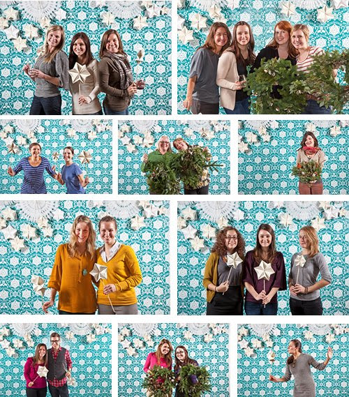 Popular Christmas Photo Booth Backdrop Ideas Freshomedaily