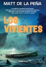 Los vivientes (primera parte de la saga) Matt de la Peña