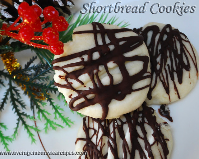 shortbreadscookieswithchocolate