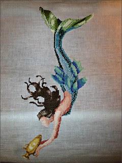 Mediterranean Mermaid, as of 1/13/14