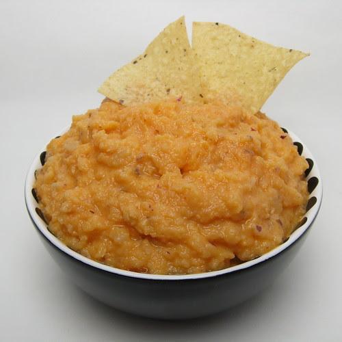Spicy Sunchoke Dip