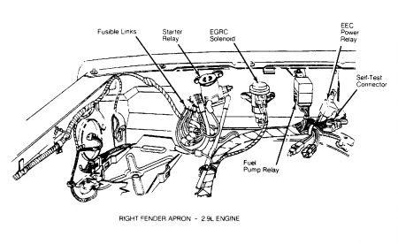 Ford Ranger Eec Relay