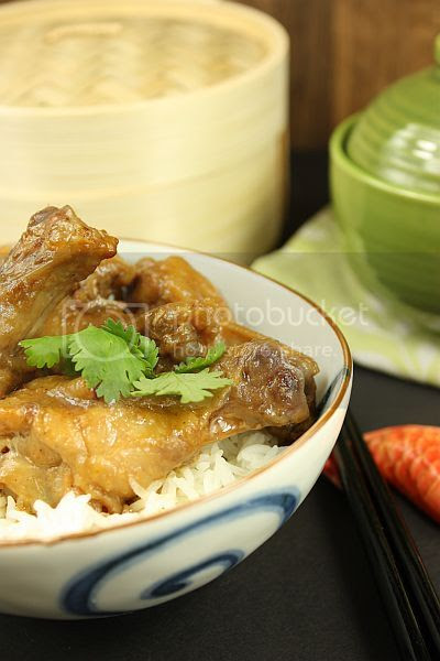 Chicken drumlet 1