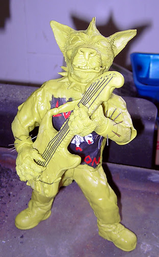 Monster of rock- WIP 2