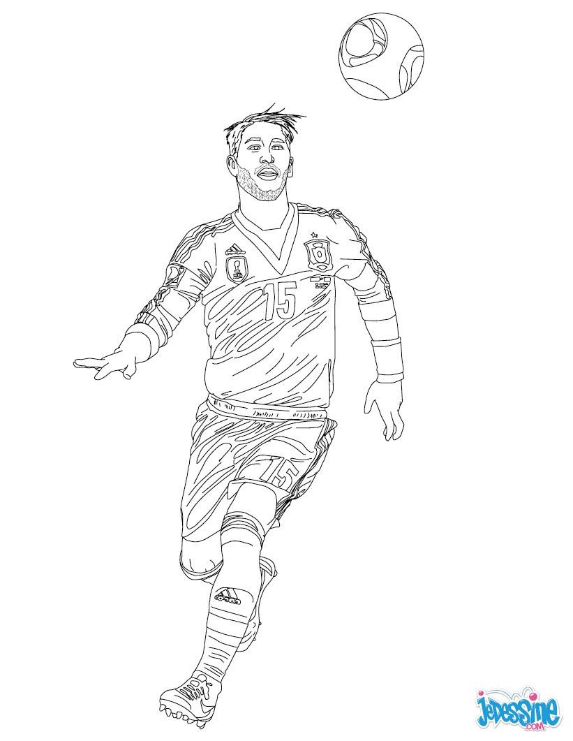 Xavi Sergio Ramos