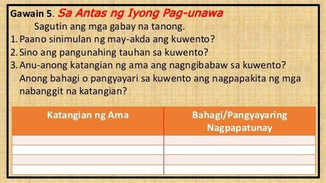 ano Anong uri ng nanay at tidera at anak - YouTube