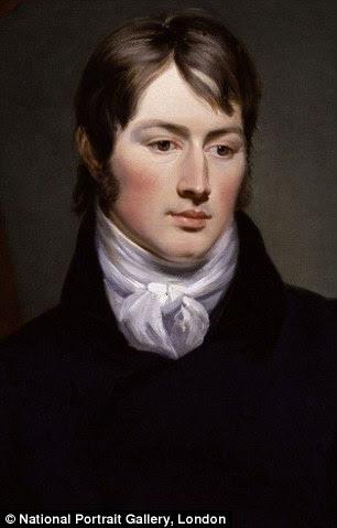 John Constable, artist. Date: circa 1799, by Ramsay Richard Reinagle