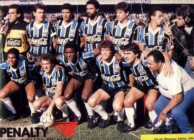 Grêmio campeão da Copa do Brasil