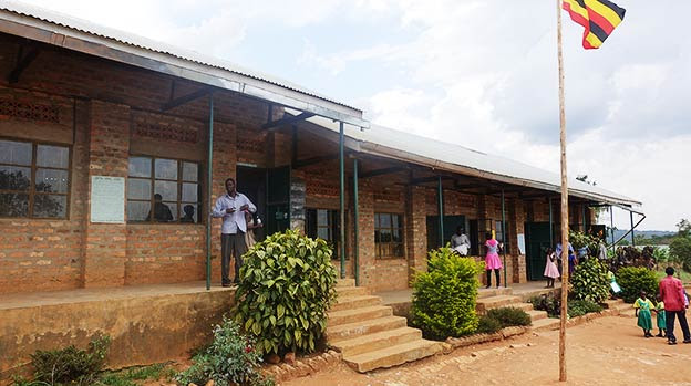 Equator School, Uganda, financed by Better Globe