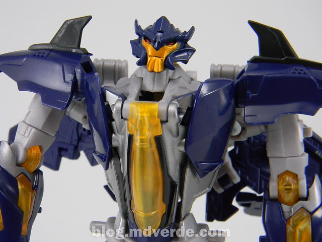 Transformers Dreadwing - Prime RID - modo robot