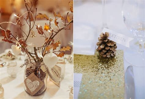 Wedding Decor Ideas for Autumn & Winter Weddings