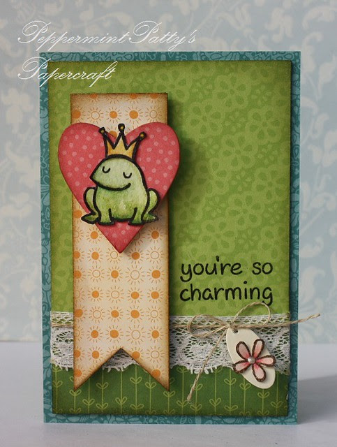 You're so charming !