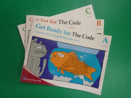 All three Primers make a complete introduction to phonics for your young learners!