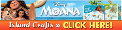 Download Moana Island Crafts