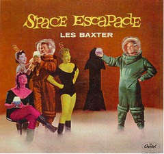 64. les baxter-space escapade