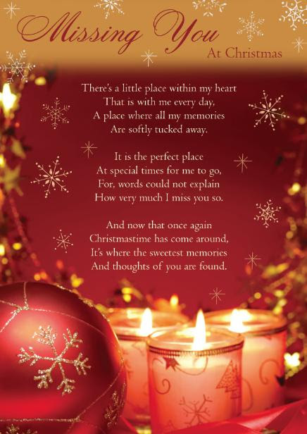Missing You At Christmas Quotespicturescom