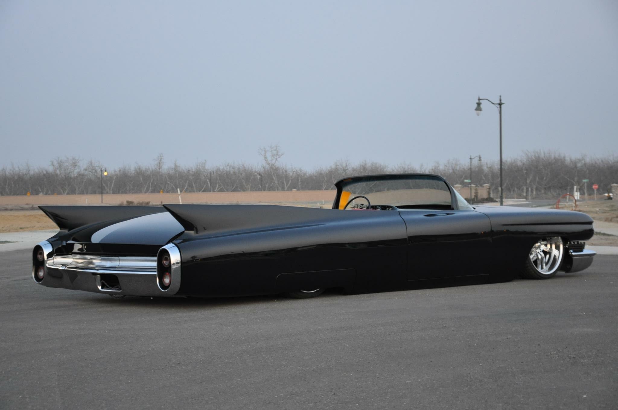 Severed Ties 1960 Cadillac Cruella Deville - Justin Carrillo