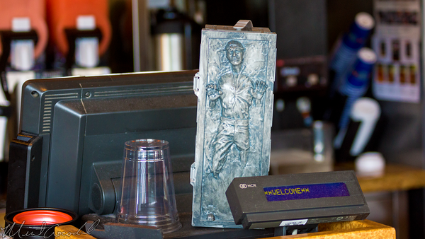 Disneyland Resort, Disneyland, Tomorrowland, Terrace, Carbonite, Han, Solo, Popcorn, Bucket