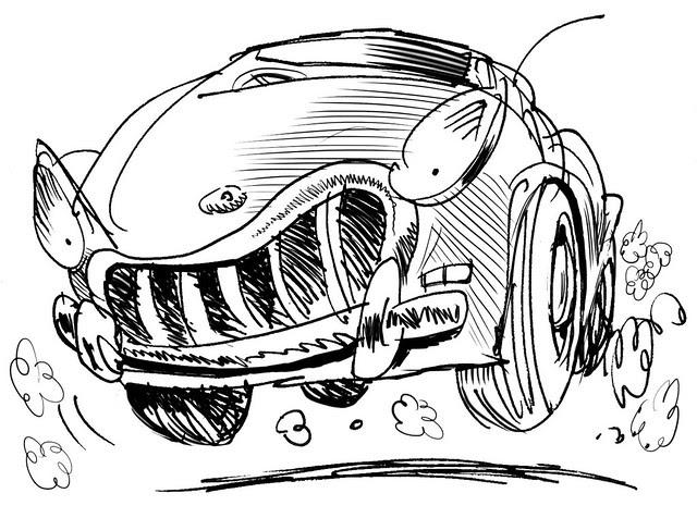 Anti-social Car