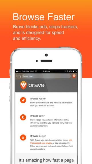 متصفح الويب حاجب الإعلانات Brave يصل إلى نظام أندرويد مع معارضة من جوجل