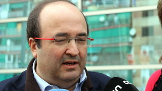 El primer secretari del PSC, Miquel Iceta (ACN)