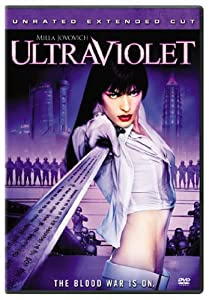 """Cover of """"Ultraviolet (Unrated, Extended ..."""