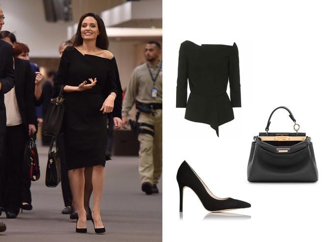 Diện đồ đơn giản, nhưng ít ai ngờ Angelina Jolie đã chi gần 500 triệu đồng cho trang phục trong chuyến đi Paris vừa qua - Ảnh 9.